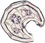Diamond Shield FFII Art