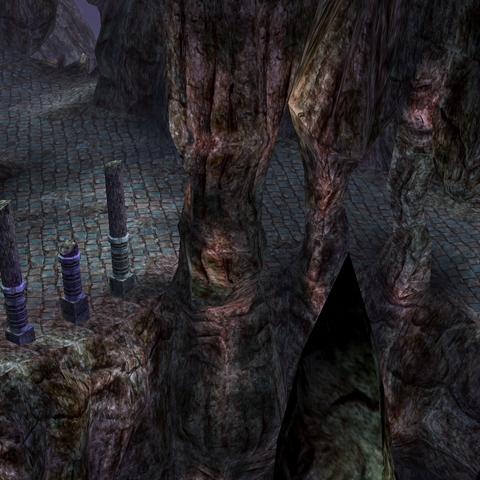 Omega Ruins.