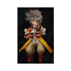 Minstrel's Garb in <i>Bravely Second</i>.