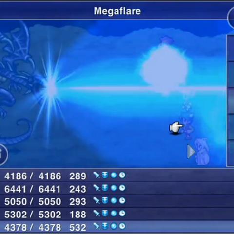 Megaflare.