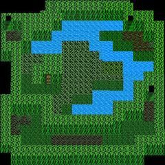 Tropical Island's Fifth Floor (NES).