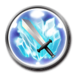 FFRK Blizzaga Strike Icon