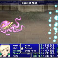 Freezing Mist (PSP).