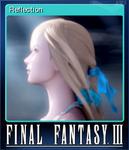FFIII Steam Card Reflection