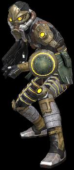 FFXIII enemy PSICOM Warden