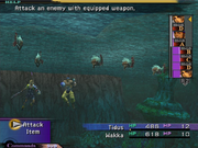 FFX Battle Water