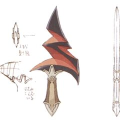 Concept artwork for the Zorlin Shape.