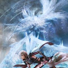 Lightning Returns promotional art.