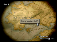 FFT Party Configuration Menu