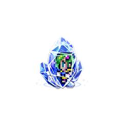 Rydia's Memory Crystal II.