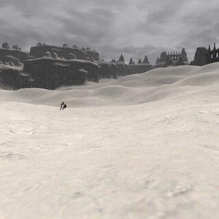 The snowy plains of Xarcabard.