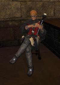 Yoshida Wandering Minstrel