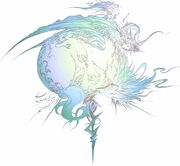 FFXIII Logo Art