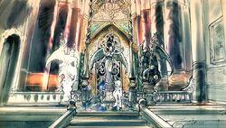 Kuja's Palace Artwork