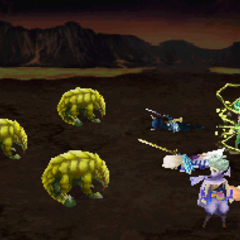 Bravery <i>Final Fantasy IV</i> (DS).