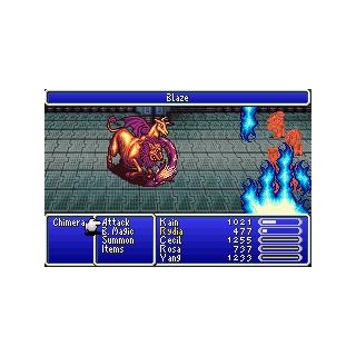 Blaze (GBA).