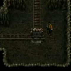 Mt. Corel Coal Mine in <i>Before Crisis -Final Fantasy VII-</i>.