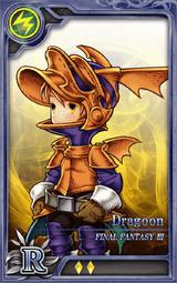 FF3 Dragoon (Arc) R L Artniks