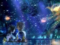 Tidus & Yuna-1