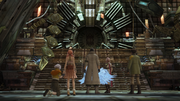 FFXIII Party Anima Throne