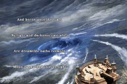 Mysidian legend words ffiv ios