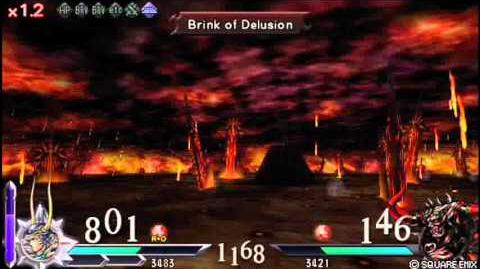 Dissidia 012 Final Fantasy - Utter Chaos