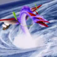 Leviathan in a FM (PSP).