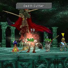 Death Cutter.