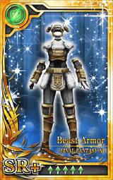 FF11 Beast Armor SR+ Artniks