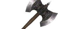 List of Final Fantasy XI weapons/Great Axes