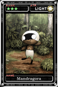Guardian Cross Mandragora Card