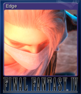 FFIV Steam Card Edge