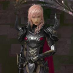 Lightning dressed as Dark Knight in <i><a href=