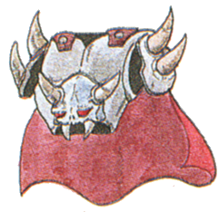Demon Mail FFIII Art