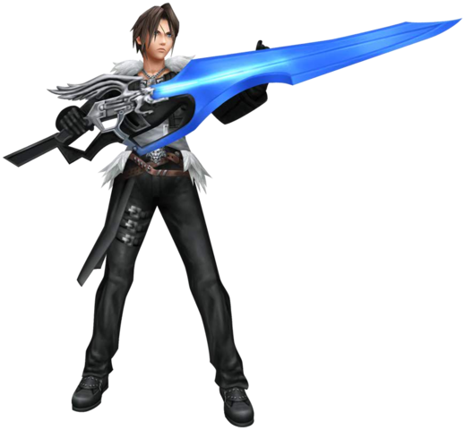 File:Dissidia Squall Leonhart ex.png