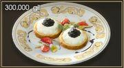 Fine Caviar Canape
