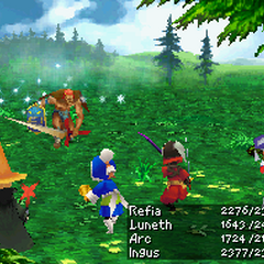 Wind: Ice Storm (DS).