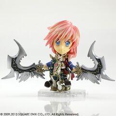 Trading Arts Kai Mini figure.