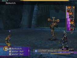 FFX Weapon Switch