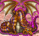 FF4PSP Yellow Dragon