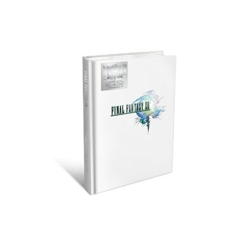 <i>FINAL FANTASY® XIII - THE COMPLETE OFFICIAL GUIDE</i> (Collector's Edition).