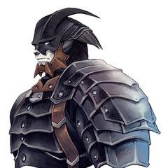 Promotional artwork of Zeid by Fumio Minagawa.