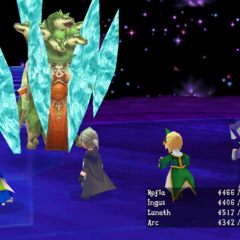 Water: Ice Pillar (iOS).