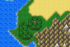 FFIV Chocobo Forest 1