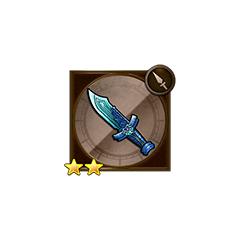 Mythril Dagger.