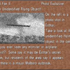 A flying Doomtrain in Occult Fan II.