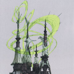 Etro's Temple concept art.
