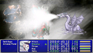 FF4PSP Summon Dragon