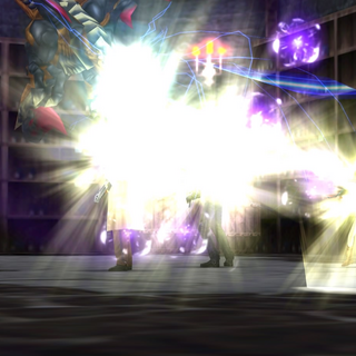 Mega Spark.