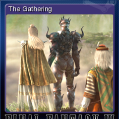 The Gathering.